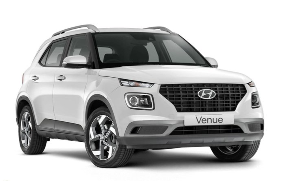 2021 Hyundai Venue SUV White